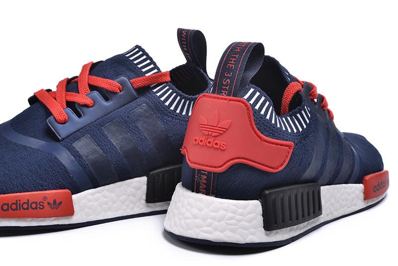 huge selection of 9a03a 8e668 Adidas NMD Blue/Black/Red