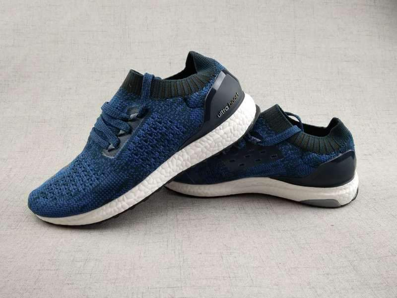 best loved 44516 f74f6 Adidas Ultra Boost Uncaged Navy Blue