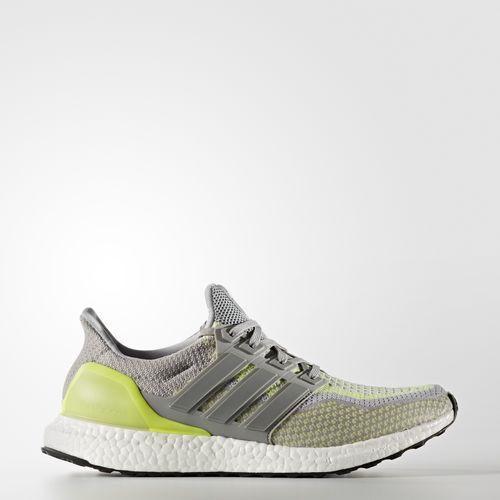 "Adidas Ultra Boost™ Atr Ltd 2.0 ""Solid Grey/Solar Yellow"""