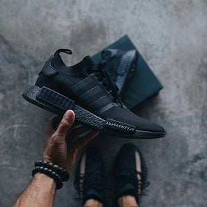 best sneakers 7d2b1 8e34d Adidas NMD R1 Primeknit Japan Pack Triple Black – FootWork
