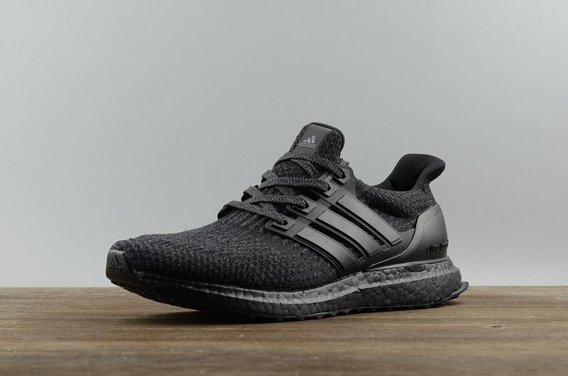 Adidas Ultra BoostT 3.0 Triple Black