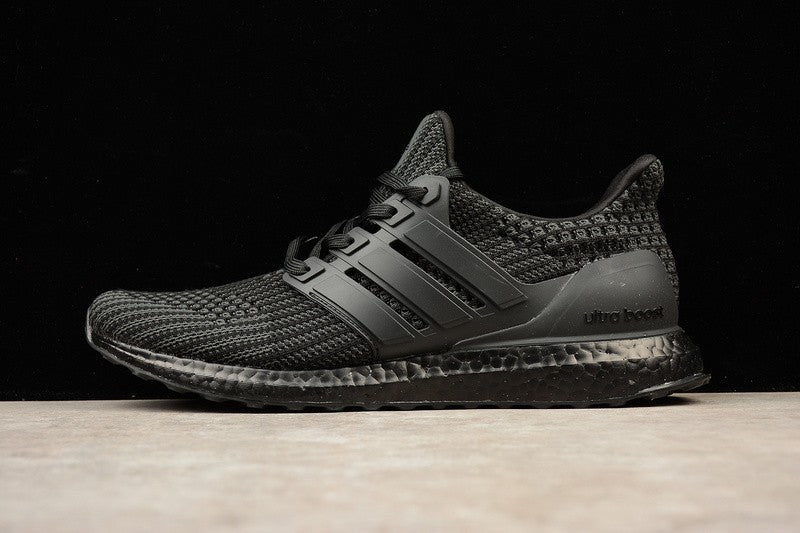online retailer 12072 f9562 Adidas Ultra Boost 4.0 Triple Black
