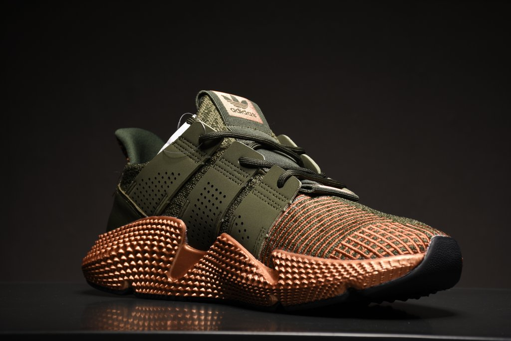 new product 66520 a3564 Adidas Prophere Climacool EQT 'Dark Green/Brown'