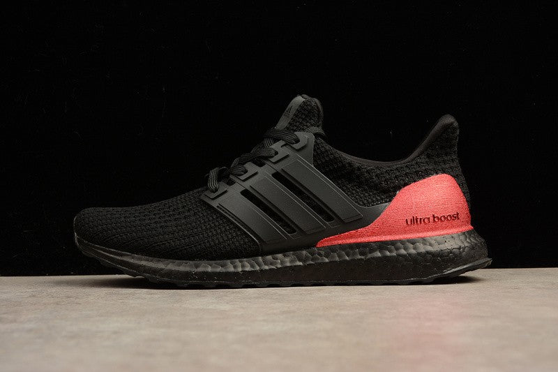 hot sale online c58ab f567b Adidas Ultra Boost 4.0 Black Red