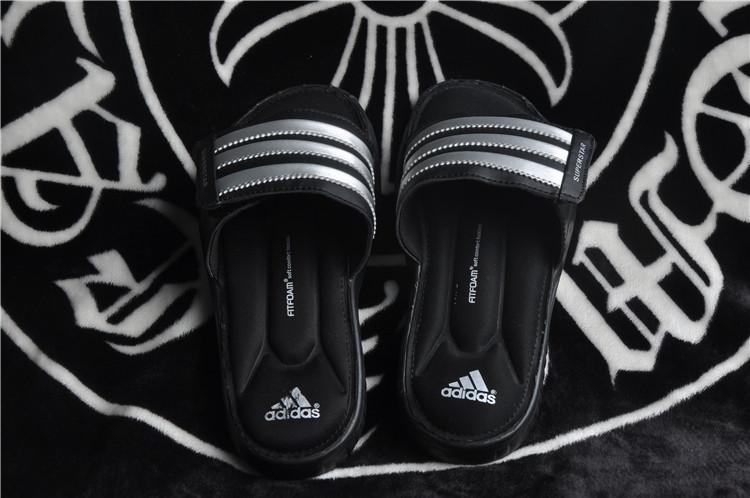 6b76323b0ee0 Adidas Performance Superstar 3G Slide Sandal Black – FootWork