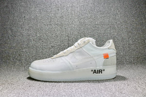 Off Nike Air 'ghosting' Low 1 Force White X kwOilXuPZT
