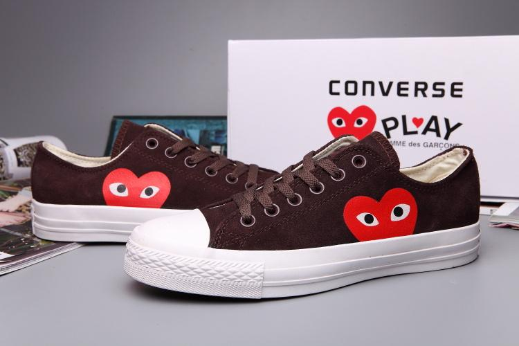 Converse Comme Des Garcons Suede Chuck Taylor All Star