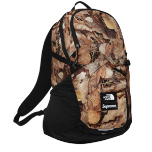 29c956f3 Supreme x The North Face Leaves Pocono Backpack Bag PCL FW16 Camo TNF