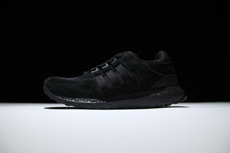 lowest price 92f70 63827 Adidas EQT Support 9316 Boost All Black