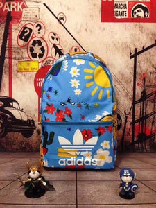 Adidas Blue Holiday Backpack