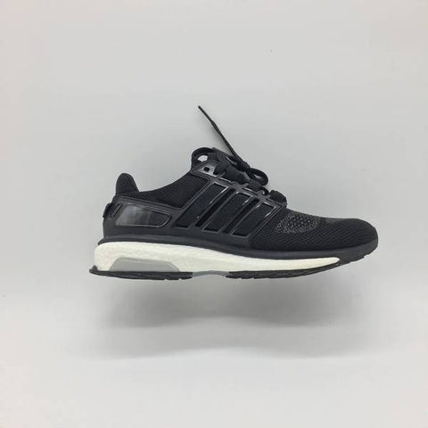 a8db449e68a6 Adidas Energy Boost 3 - Core Black Dark Grey Dgh Solid Grey – FootWork