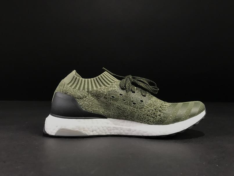 ab35a047f Adidas Ultra Boost Uncaged  Tech Earth Olive  – FootWork