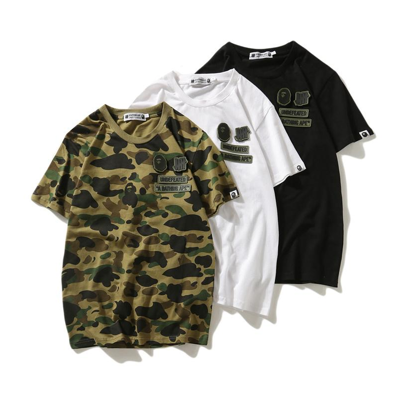 A Bathing Ape x Undefeated T-Shirt
