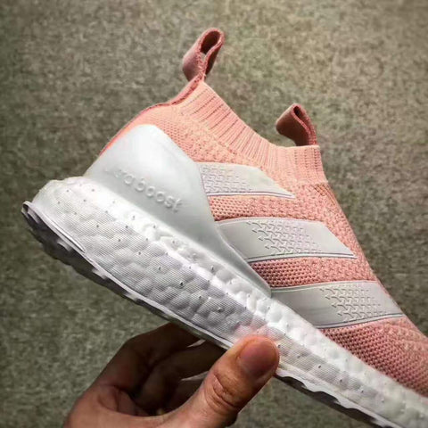 finest selection 8e0df 8786b Kith x Adidas Ace 16+ PureControl Ultra Boost Vapour Pink