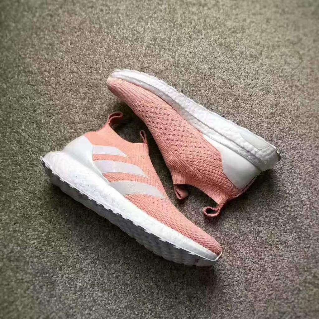 finest selection 1a626 ceb8c Kith x Adidas Ace 16+ PureControl Ultra Boost Vapour Pink