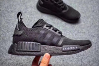 Adidas NMD R1 Primeknit Japan Pack Triple Black