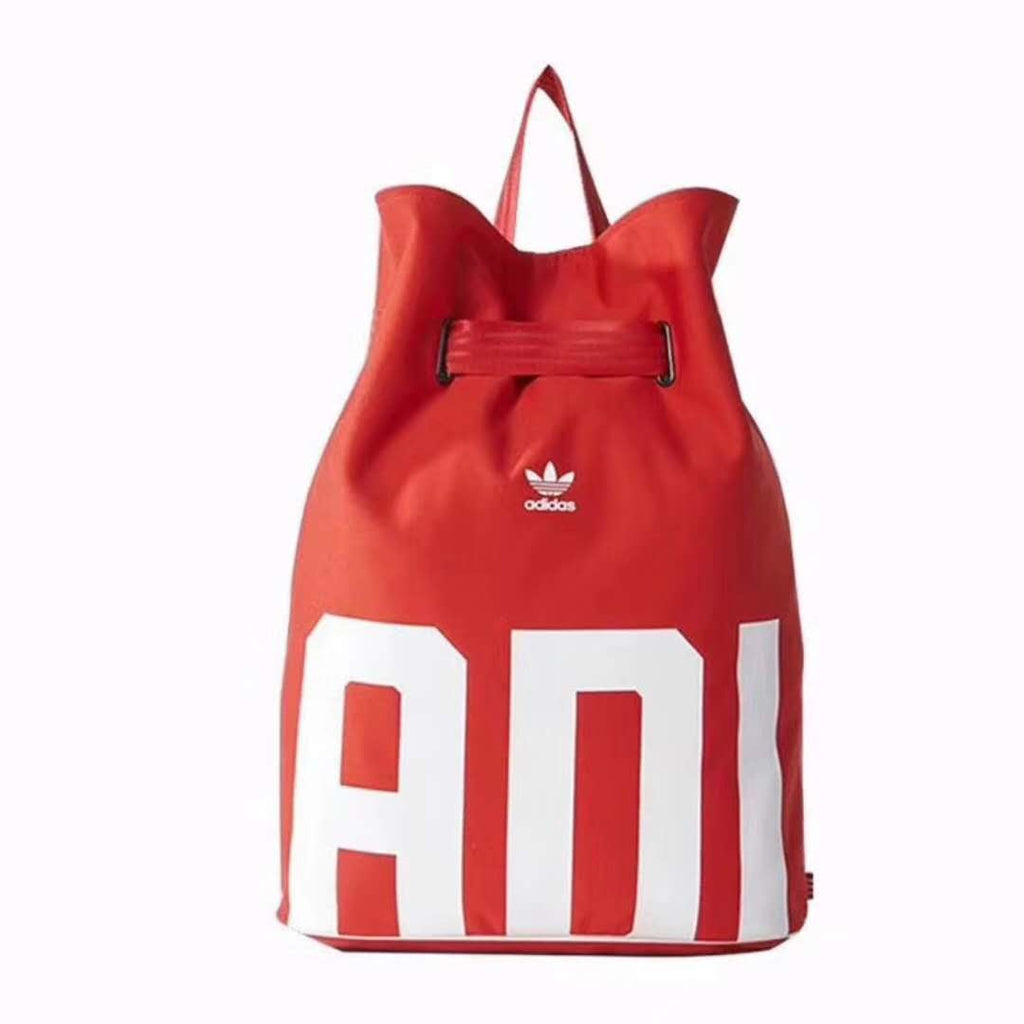 Adidas Bold Age Bag 2018 'COLLEGIATE RED / WHITE'