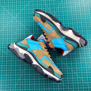 Balenciaga Triple-S Sneaker 2.0 'Blue/Brown'