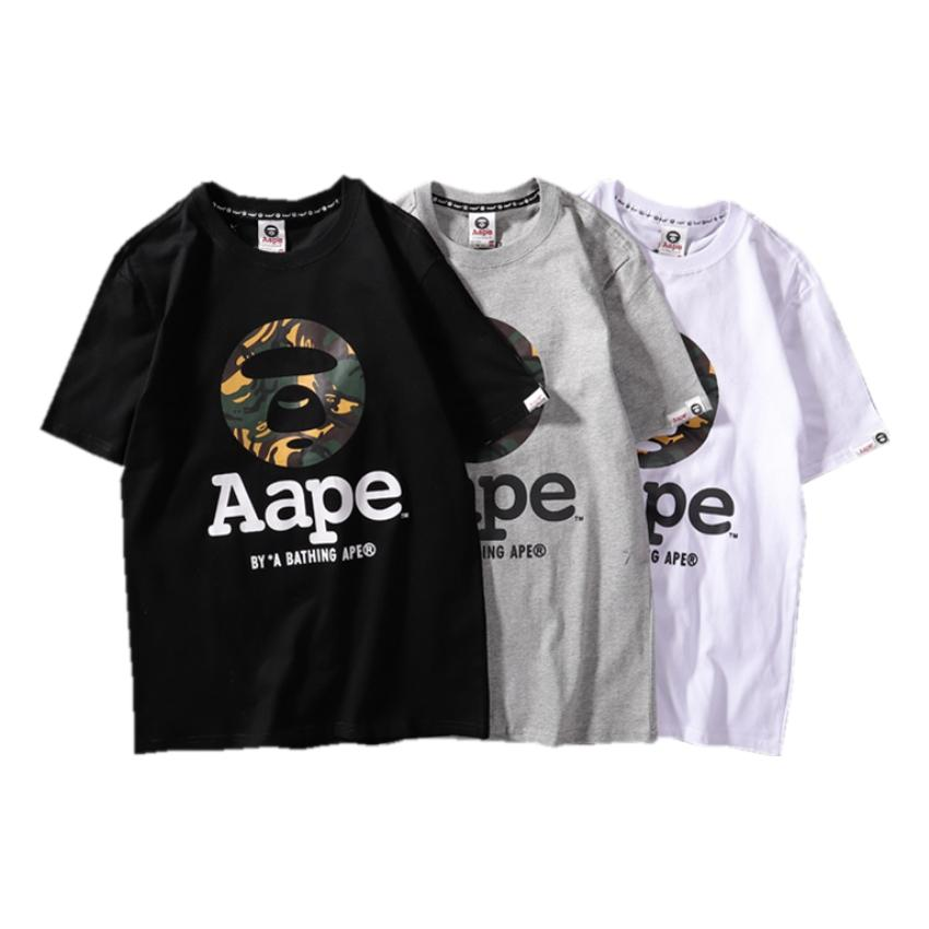 AAPE by A Bathing Ape SS Camo T-Shirt