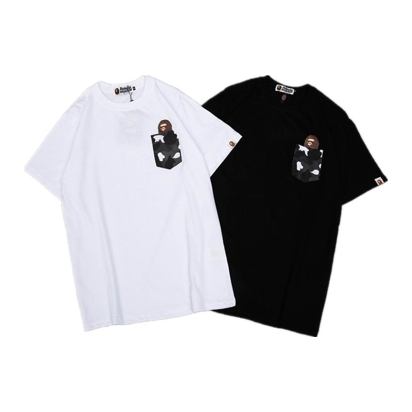 A Bathing Ape City Camo Pocket T-Shirt