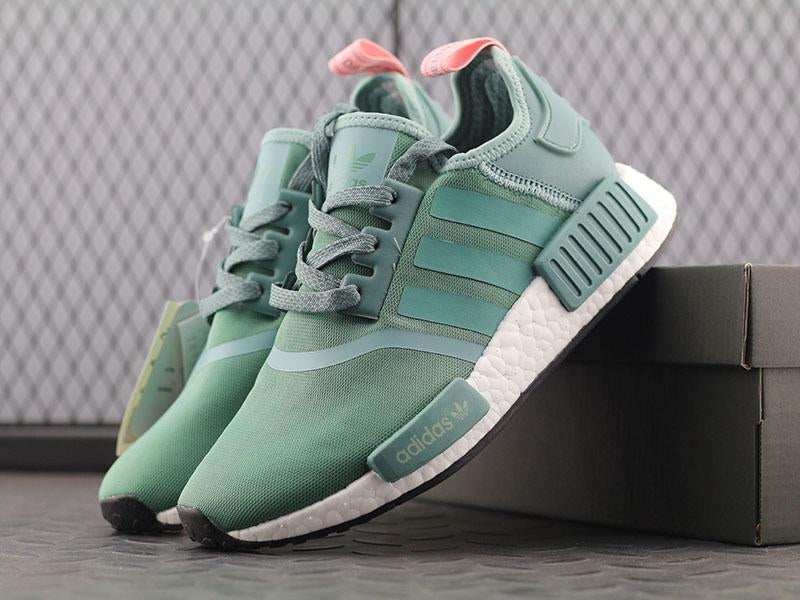 c0b3902ebce6e Adidas NMD R1  Vapour Steel Vapour Pink  – FootWork