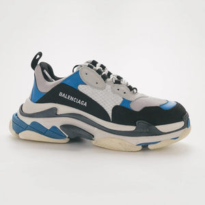 "Balenciaga Triple S 19FW ""Blue/White"""