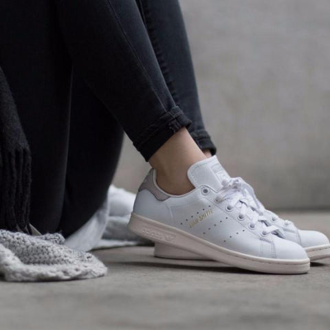 adidas stan smith weiß granite 40