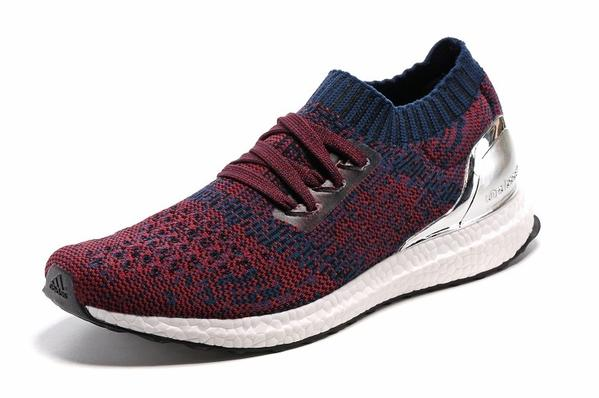 adidas ultra boost uncaged wine red