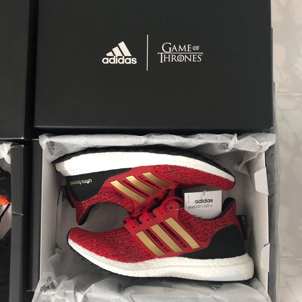 "Adidas GAME OF THRONES x Ultra Boost ""House Lannister"""