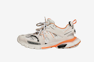 "Balenciaga FW18 Track Sneaker ""Orange /White'"