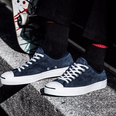4ed18bf7046b Converse X Polar Jack Purcell Pro Navy – FootWork