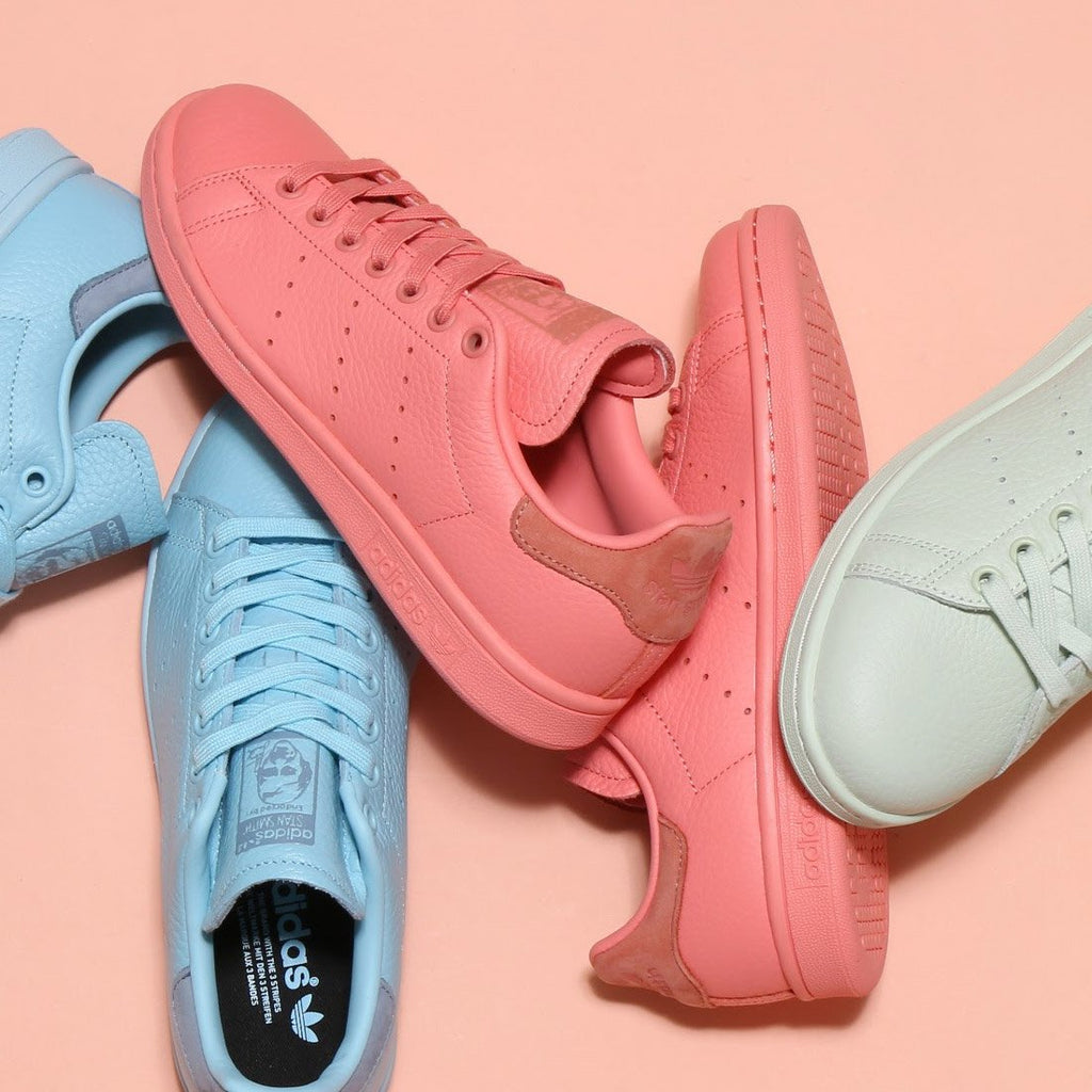 adidas Adidas Stan Smith Tactile Rose/ Tactile Rose/ Raw