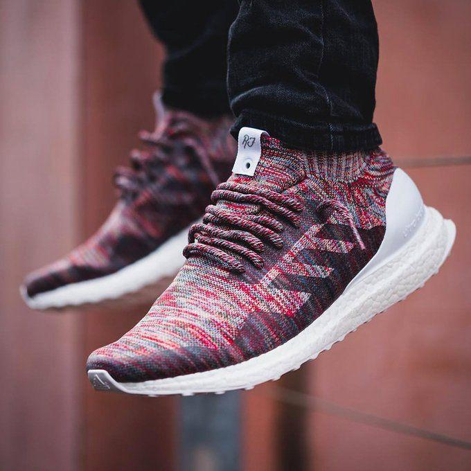 6fb05e422847d Adidas X KITH Ultra Boost Mid Aspen – FootWork