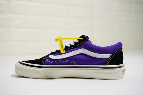 f98242eb2e540d Vans Old Skool 36 DX Anaheim Factory Black OG Bright – FootWork