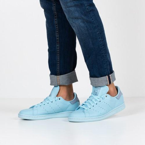 czech adidas stan smith icey blue tactile blue ed896 219aa