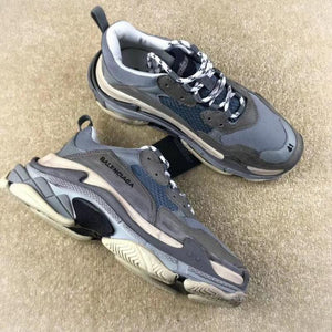 "Balenciaga Triple-S 17FW ""Grey"""