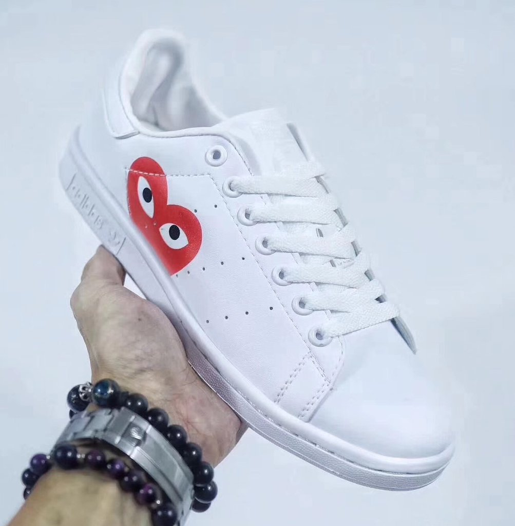 adidas stan smith comme des garcons adidas Sale | Deals on ...