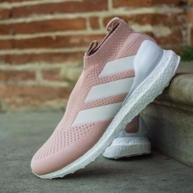 best service 953d5 acf0d Kith x Adidas Ace 16+ PureControl Ultra Boost  Vapour Pink
