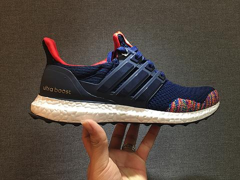 c5116e40735cb Adidas Ultra Boost  Chinese New Year  Midnight Navy Red – FootWork