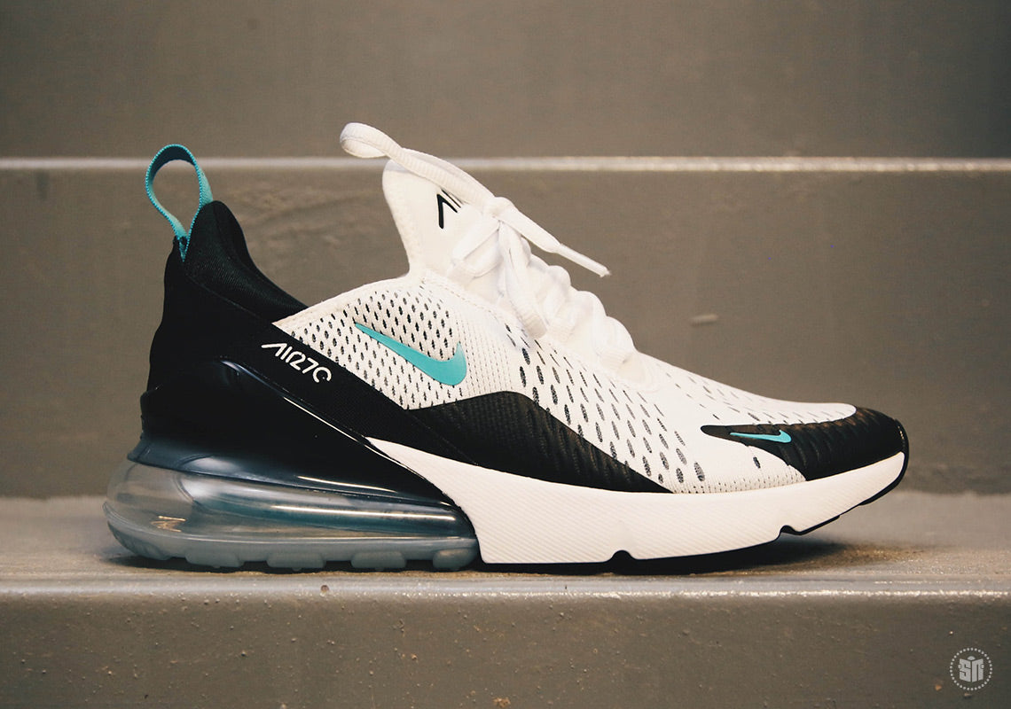 hot sale online 82f87 f8444 Nike Air Max 270 'Black & Dusty Cactus'