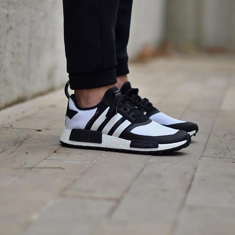 a3158ba04 White Mountaineering x Adidas NMD Trail PK 'Black/ White' – FootWork