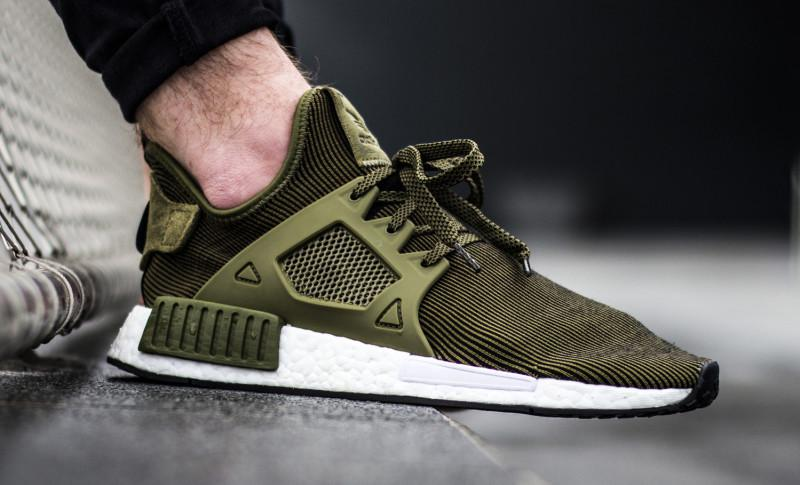 the best attitude d145e 0de72 Adidas NMD XR1 Olive Green