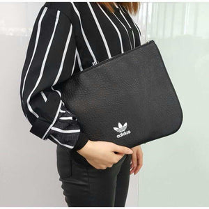 Adidas Extra Large Leather Sleeve Bag BK6962