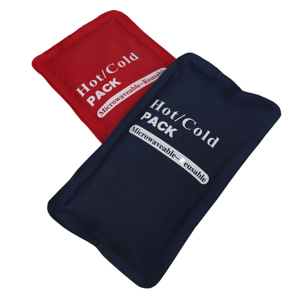 Extra Durable Reusable Hot-Cold Ice Gel Pack / First Aid Pain Relied Heat Pad