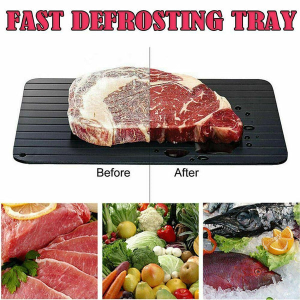 Defrost Thaw Tray-medium size DFROST-20