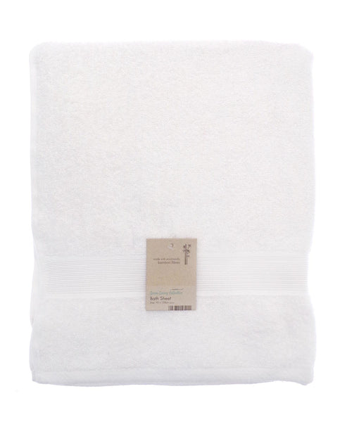Quick Absorbent Bamboo Face & Bath Towels