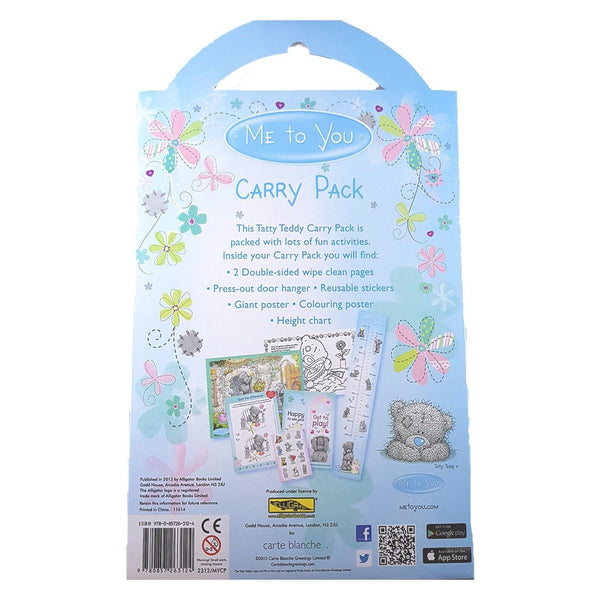 Super Cute Me to You / Tatty Teddy Carry Pack - Filled with lots of Goodies!!!! Trading Innovation