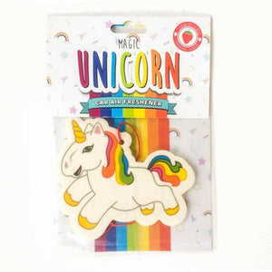 Magic Unicorn Strawberry Scented Car Air Freshener