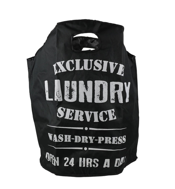 Large Cloth Laundry Bag Hamper with Handles