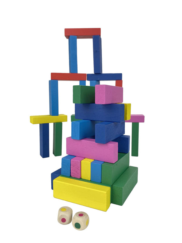 Blocks Game Coloured